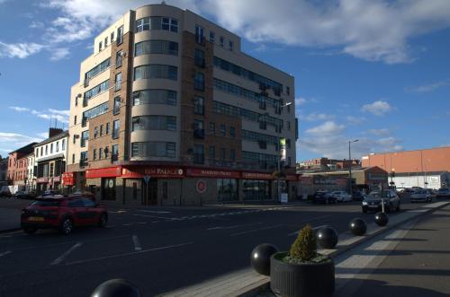 City Centre Apartment, Derry Londonderry