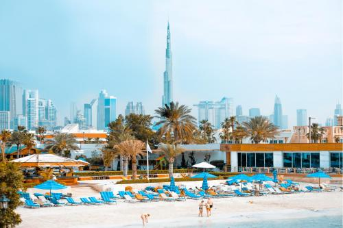 Dubai Marine Beach Resort & Spa, Jumeira, Dubai