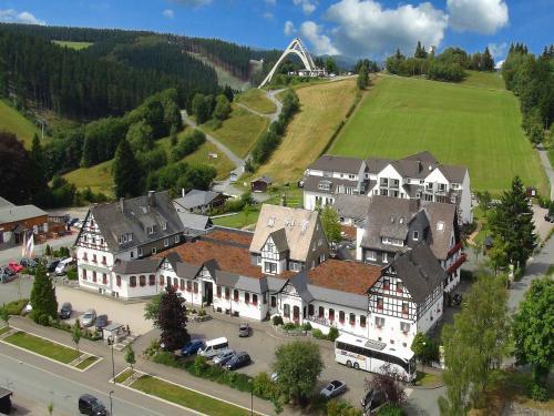 Vakantiehotel Der Brabander Apartments Winterberg