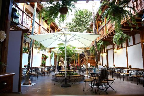 . Hotel Emblemático San Agustin