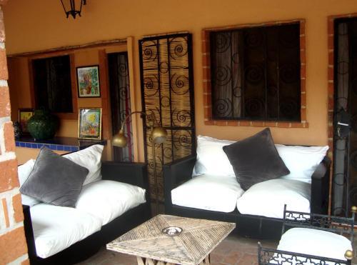 Casa Marly, Xochicalco