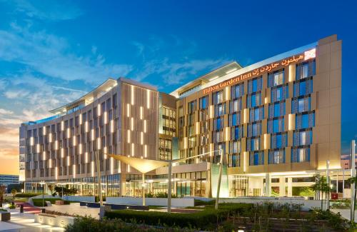 . Hilton Garden Inn Muscat Al Khuwair