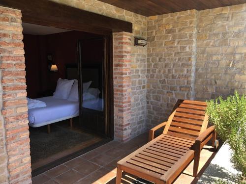 Suite Junior de 2 dormitorios  Hotel Balcón de la Cuesta 4