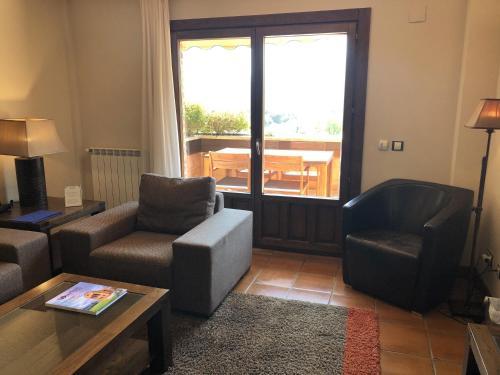 Suite Junior de 2 dormitorios  Hotel Balcón de la Cuesta 5