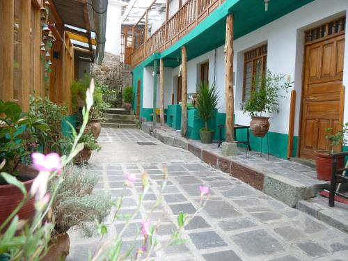 Hotel Casa Sihuar