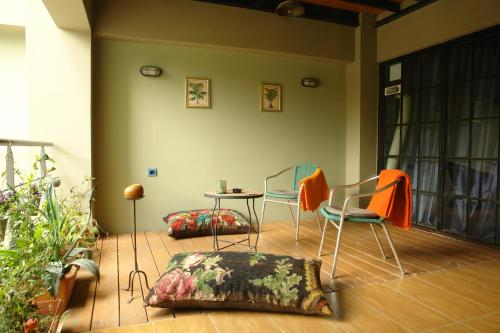 Blue apartment close to Port & Center in Patras