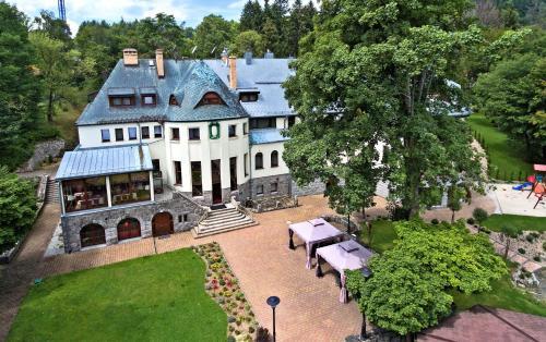 . Villa Wernera Hotel & Spa