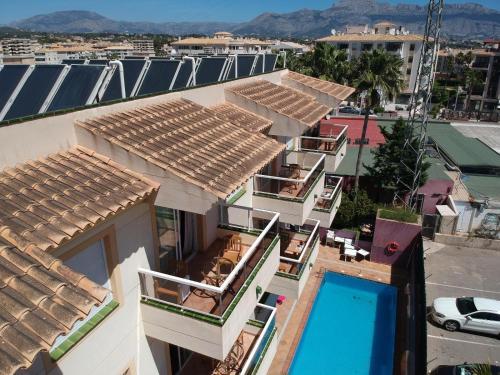. Aparthotel Residencial Vidalbir