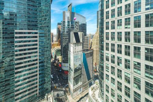 Aureole - New York : a Michelin Guide restaurant