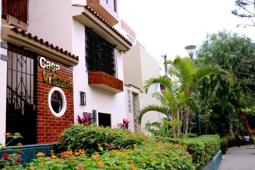 Hotel Alo Jate - Casa Vidaurre
