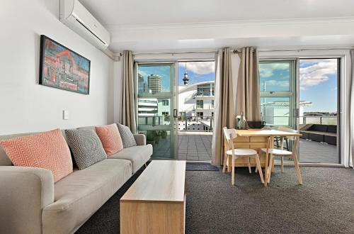 . Waterfront Studio Apartment Auckland Viaduct