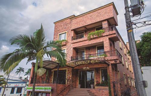 . Hotel Castilla Real