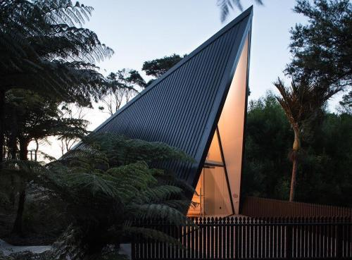 Tent House, Ostend, New Zealand