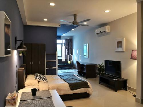 . 9am-5pm, SAME DAY CHECK IN AND CHECK OUT, Work from Home, Shaftsbury-Cyberjaya, Comfy Home by Flexihome-MY