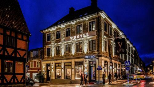 . V Hotel Helsingborg; BW Premier Collection