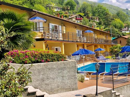 Residenza Ai Ronchi Lago Maggiore - Hotel - Maccagno Superiore