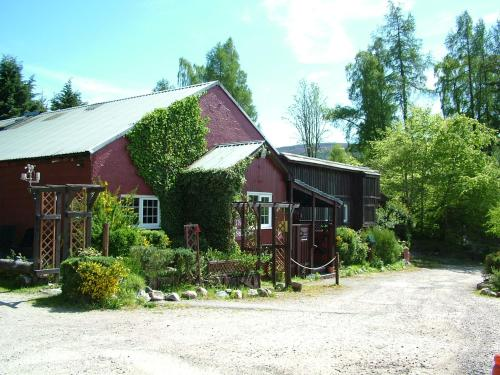The Steading Highland Glen Lodge