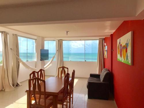 . Apartamentos em Ponta Negra (Natal-RN) com vista para o mar