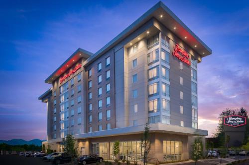 Hampton Inn & Suites Asheville Biltmore Area - Hotel - Asheville