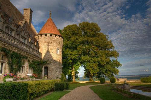 . Hattonchatel Château & Restaurant La Table du Château