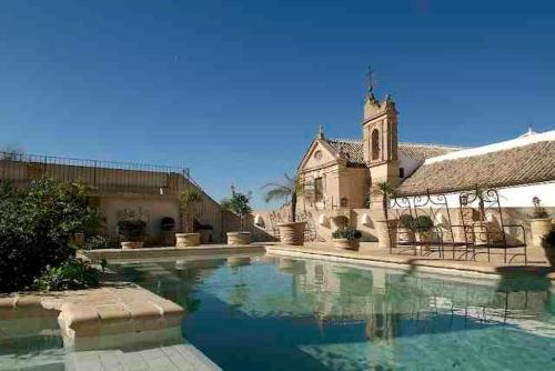 . Hospedería del Monasterio