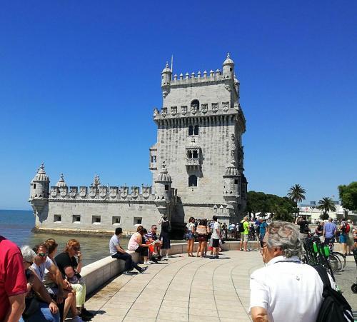 Belém Backpackers, 1400-004 Lissabon