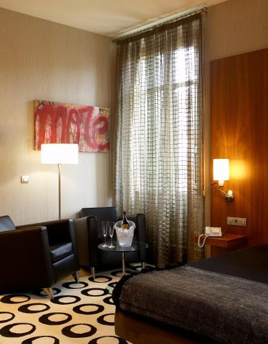 Suite Junior Hotel Sant Roc 77