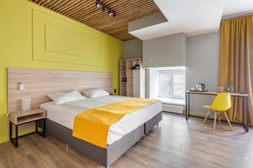 Отель Демут Номер-студио с кроватью размера