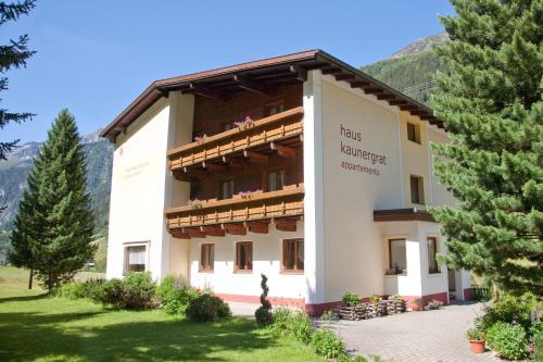 Haus Kaunergrat Kaunertal