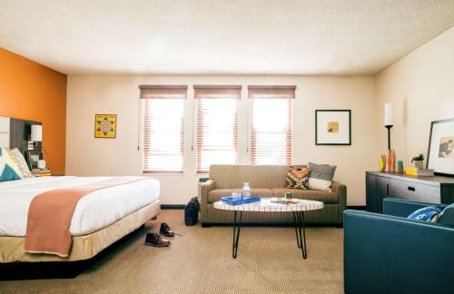 Hotel Avante a Joie de Vivre Hotel - Mountain View, CA CA 94040