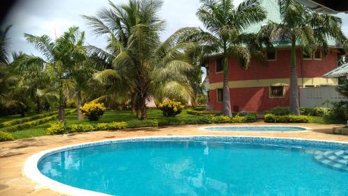 . Galu Gardens Apartments Diani Beach