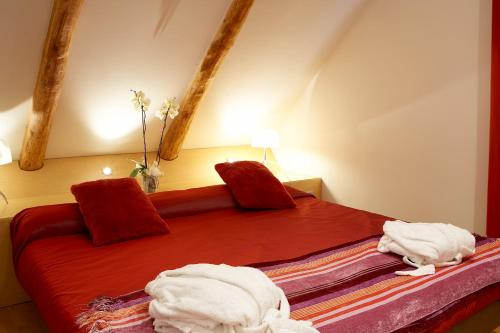 Superior Double Room Hotel Sant Roc 92