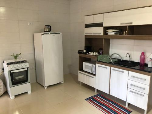 Aconchego e segurança. (Photo from Booking.com)