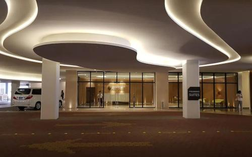 V residence suite 2-4 pax - mrt-wifi-link mall 吉隆玻双威伟乐高级公寓, Kuala Lumpur