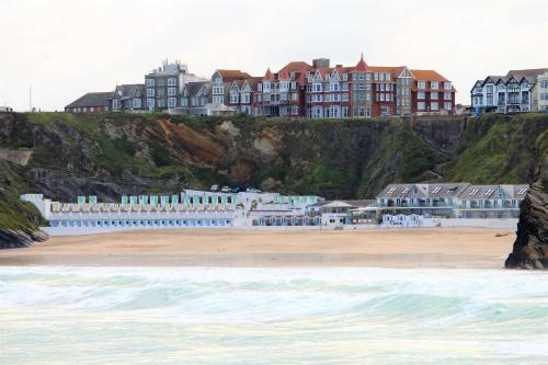 Best Western Hotel Bristol, Porth, Cornwall
