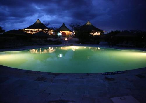 . AA Lodge Maasai Mara