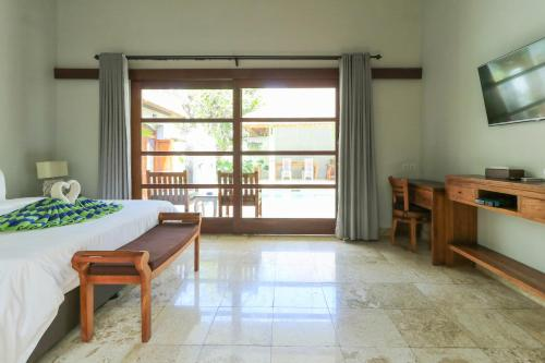 A Hotel Com Bali Santi Villas Guest House Candidasa Indonesia Price Reviews Booking Contact
