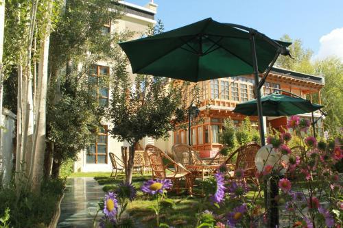 . Hotel Ladakh Greens