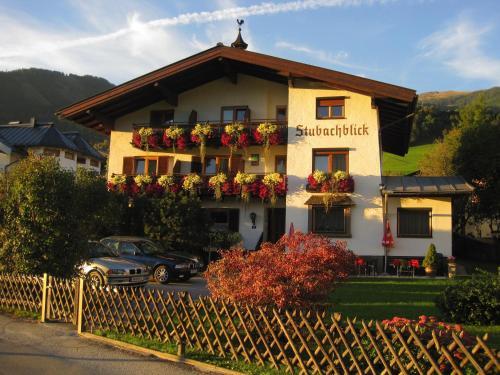 Pension Stubachblick Uttendorf, Pinzgau