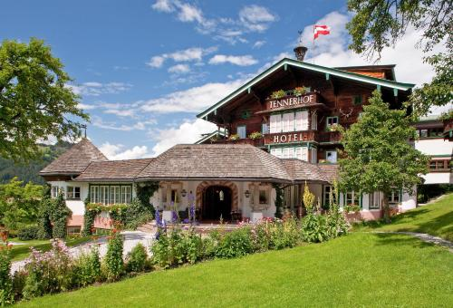 Tennerhof Gourmet & Spa de Charme Hotel Kitzbühel