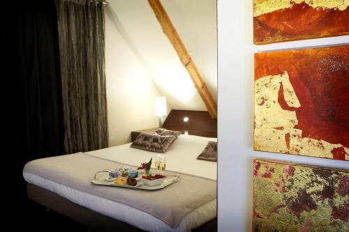 Superior Double Room Hotel Sant Roc 123