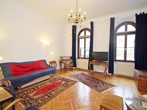 . Apartment alte Welt