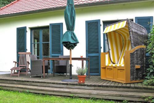 Ich Weiß Ein Haus Am See Krakow Am See Ein Guide Michelin Restaurant