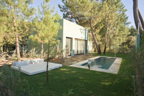 Suite Junior con piscina privada - Uso individual Hotel Boutique Pinar 10
