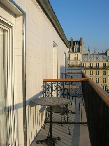 Hotel Darcet - Hôtel - Paris