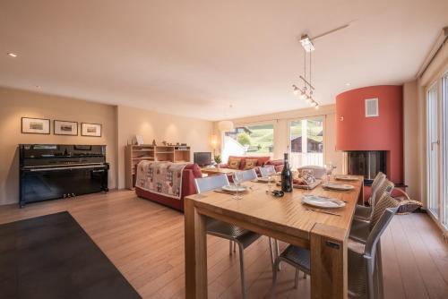 Chalet Brunner 4 - Apartment - Wengen