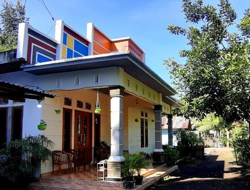 Tangkoko family home, Bitung