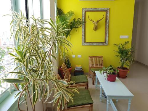 . Modern Sunshine Villa