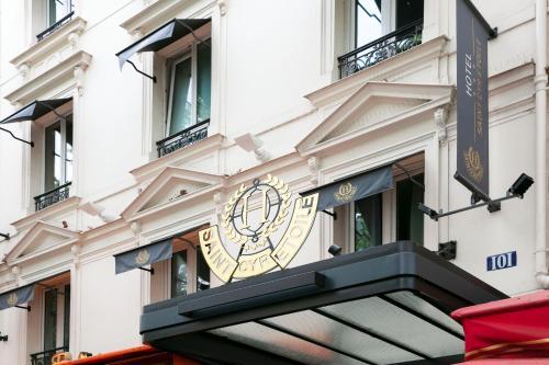 Hotel Saint Cyr Etoile - Hôtel - Paris