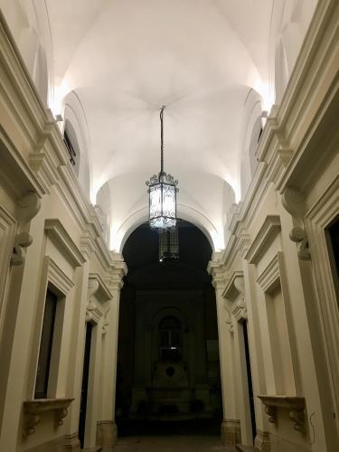Monti Umgebungsplan und Hotels im Bereich Monti - Rom